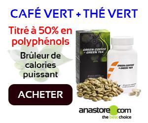 élixir de grain de café verte
