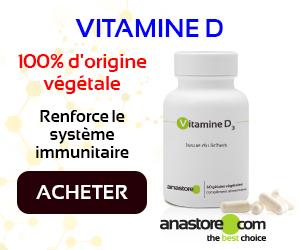 vitamine d propriétés